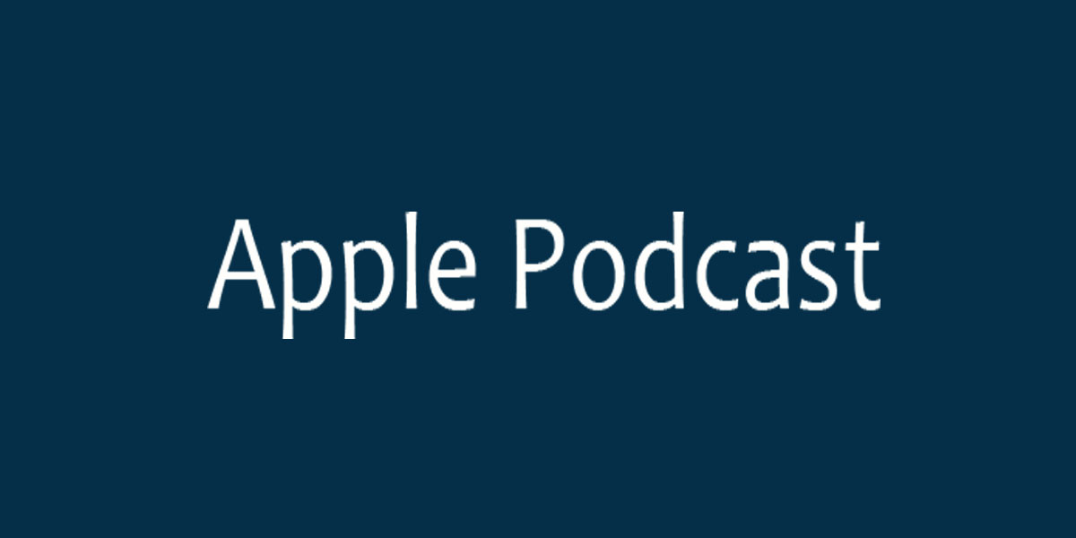 Apply podcast button